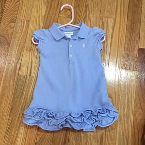 Ralph Lauren Baby Polo Dress